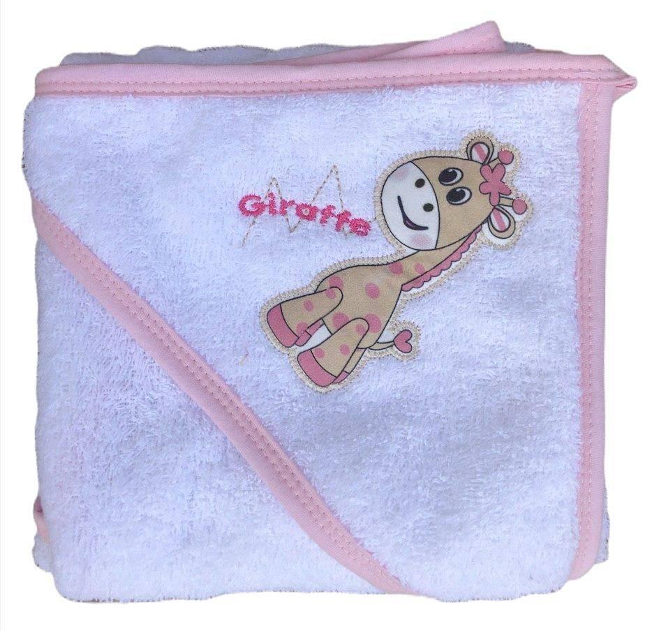 Уголок полотенце  детское  для купания младенца фирмы VARDINON