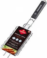 Решетка - гриль для сосисок, купат, колбасок.