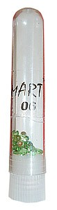 Стрази 06 ПЛАСТИК салатовий для дизайну нігтів