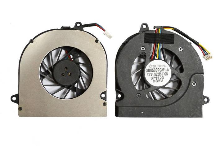 Вентилятор Asus U45J UL50V UL50A UL80V UL80J Original 4pin (GB0506PGV1-A), фото 2
