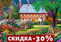 Пазлы Чудесный сад, 1500 эл