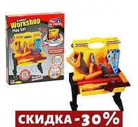 Чемодан-столик для инструментов Верстак