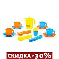 Набор детской посудки Анюта