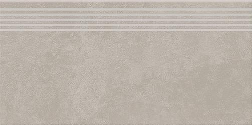 Плитка Opoczno / Ares Light Grey Steptread  29,7x59,8