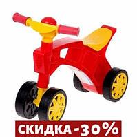 Ролоцикл байк красный