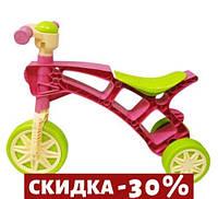 Ролоцикл 3 ТехноК (розовый)