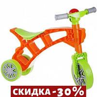 Ролоцикл 3 ТехноК оранжевый.
