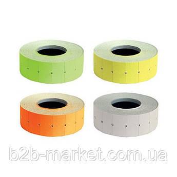 Етикет стрічка 21х12/1000 РН пряма Printex колір Білий