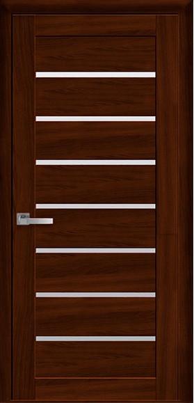 Двери Новый стиль Леона ПО Орех 3D