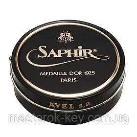 Паста для взуття Saphir Medaille d'or Pate De Luxe колір чорний (01) 50 мл