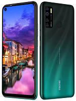 "Tecno Spark 5 Pro (KD7) 4/64Gb DS Ice Jadeite 6.55"" IPS RAM:4Gb. ROM:64Gb Octa Core смартфон техно 5000mAh UA"