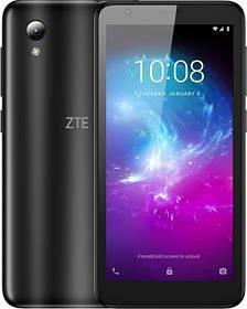"ZTE Blade L8 Black 4,95"" IPS RAM:1Gb. ROM: 16Gb Quad Core смартфон зте"