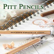 Художественные карандаши и пастели PITT Monochrome