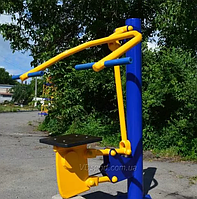 Уличный силовой тренажер Верхняя тяга RM-04, фото 1