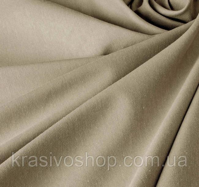 Водоотталкивающие ткани с тефлоновым покрытием CRISTAL ширина 180см  Хлопок однотонный 13