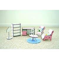Набор игровой мебели кабинет для барби 3115, фото 1