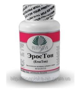 ЭроСтон 60 капсул натуральный препарат для мужской потенции