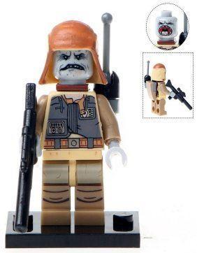 Фигурка Пао Изгой-Один Звёздные войны Star Wars Аналог лего