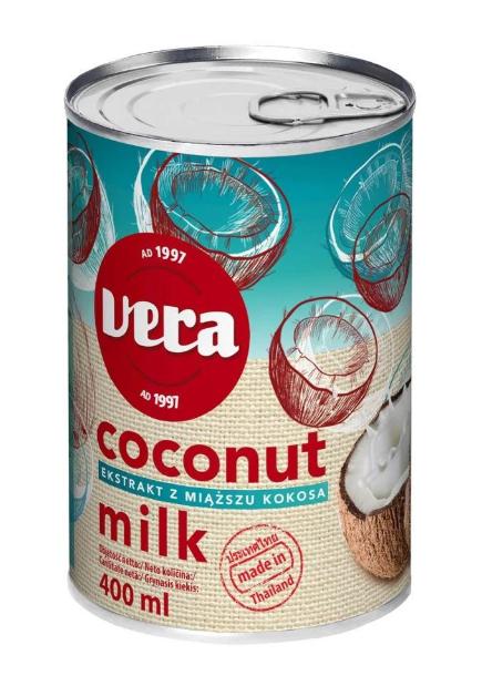Limpol - Coconut milk кокосове молоко 400 мл