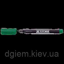 Маркер водостойкий 1мм зеленый BM.8704-04
