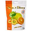 Слайсы яблочные сушеные с апельсином, 50 г, ТМ СПЕКТРУМИКС