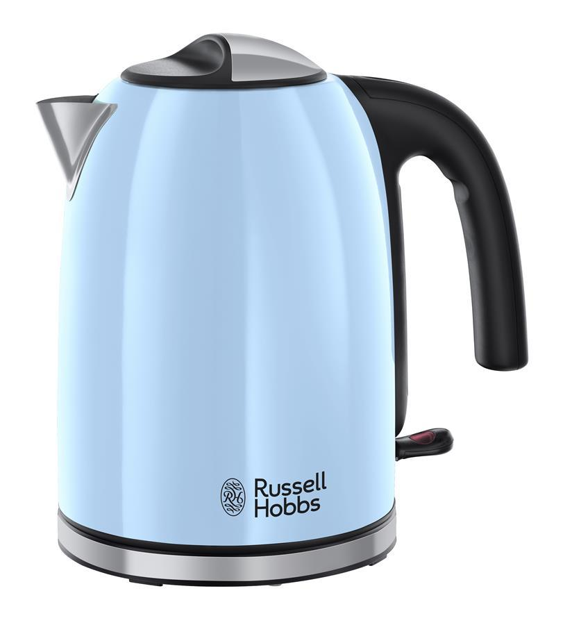 Электрочайник Russell Hobbs 20417-70 Colours Plus 1.7 Голубой