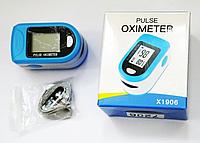 Пульсометр на палец  Pulse Oximeter