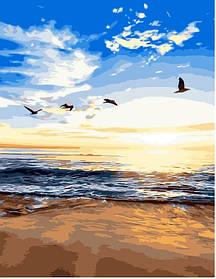 Ранковий пляж