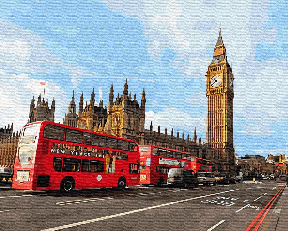 Магия Лондона