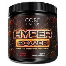 Предтренировочний комплекс Core Labs Hyper X Power 388 g