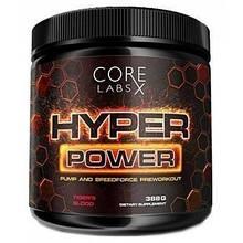 Предтренировочный комплекс Core Labs X Hyper Power 388 g