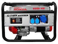Новинки! Генераторы Stark с двигателем Honda
