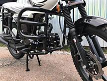 Мотоцикл Forte ALFA NEW FT125-K9A (черный), фото 3