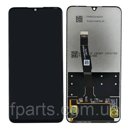 Дисплей для Huawei P30 Lite (MAR-LX1A), Nova 4e с тачскрином, Black (AAA), фото 2
