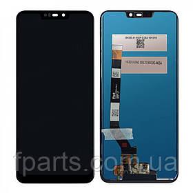 Дисплей для Asus ZenFone Max M2 (ZB633KL) с тачскрином, Black
