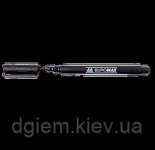 Маркер водостойкий 1мм черный BM.8704-01