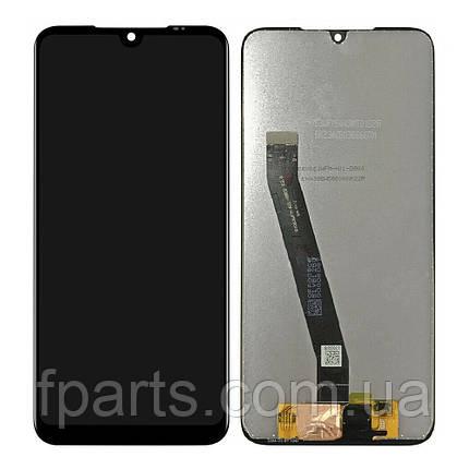 Дисплей Xiaomi Redmi 7 с тачскрином, Black (Original PRC), фото 2