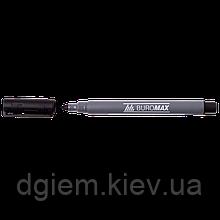 Маркер водостойкий 2мм черный BM.8706-01