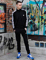 Костюм Adidas черный, фото 1