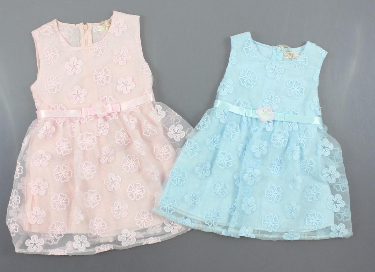 {есть:1 год,2 года,3 года,4 года} Платье для девочек F&D, 1-5 лет. [2 года]
