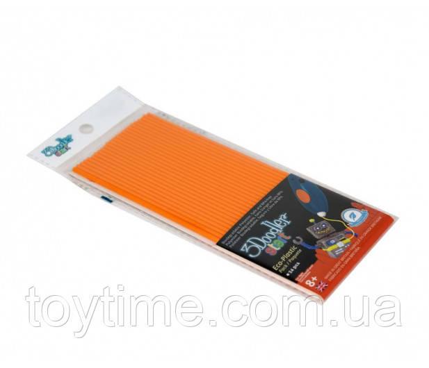 Набор стержней для 3d-ручки 3Doodler Start Оранжевый / Пластик для 3Д ручки 3Дудлер Старт оранжевые стержни