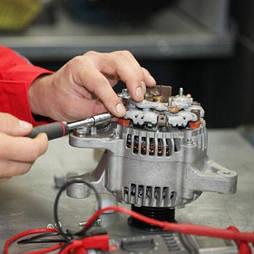 Ремонт генераторов легковых автомобилей