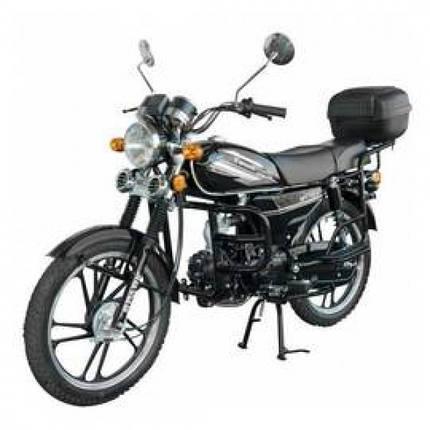Мотоцикл Forte ALFA FT110-2 (черный), фото 2