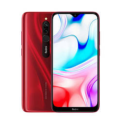 XIAOMI Redmi 8 4/64GB Dual sim (ruby red)