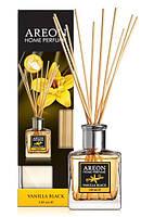 Ароматизатор Areon Home Perfume Lux Vanilla Black 150 мл Чорна ваніль