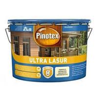 Pinotex ULTRA LASUR лазурь для дерева, палисандр, 10л