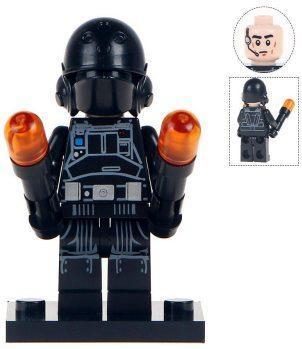 Фигурка Имперский техник Звёздные войны Star Wars Аналог лего