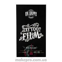 Заживляющая пленка Dr. Gritz Protective Tattoo Aftercare Film 10 см х 1 м (конверт)