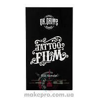 Заживляющая плівка Dr. Gritz Protective Tattoo Aftercare Film 10 см х 1 м (конверт)