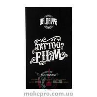 Заживляющая пленка Dr. Gritz Protective Tattoo Aftercare Film 10 см х 50 см (конверт)